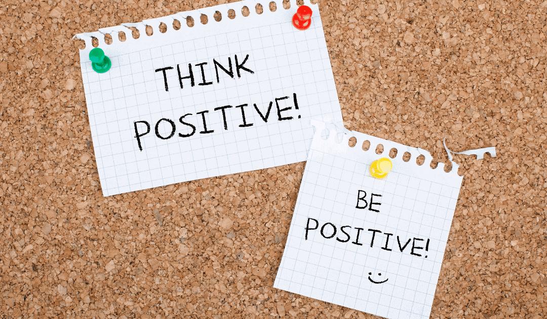 Positiv denken lernen