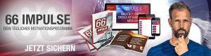 Onlinekurs - 66 Motivationsimpulse