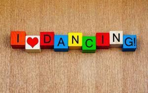 Tanzen verschafft positive Energie